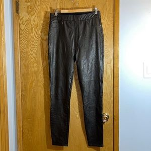 SPANX Faux Leather Pants